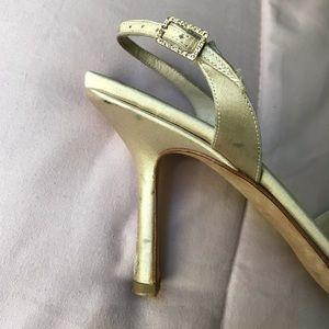 Jimmy Choo Shoes - Jimmy Choo Signature Discontinued Swarovski Heels